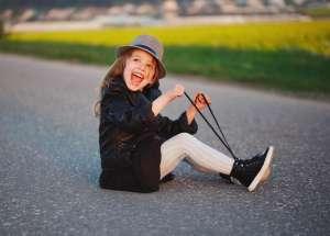 Preschooler Plays Opposite Gender