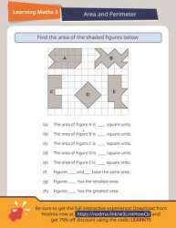 3rd Grade Geometry Quiz: Area and Perimeter