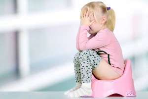 Potty Training Backsliding