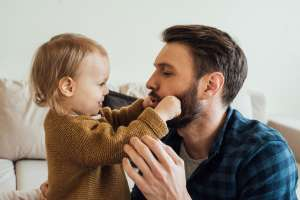 traits babies can inherit from father