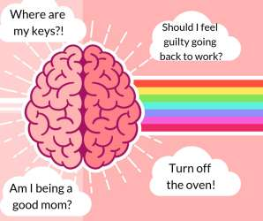 thoughts running through a mom brain