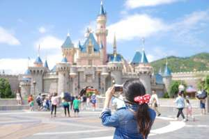 disney castle baby name inspiration