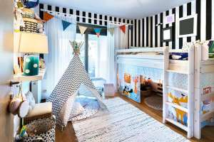 storage solutions for small kids room