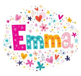top baby girl name: Emma