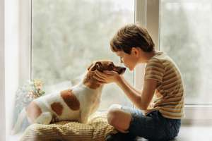 how pets impact kids