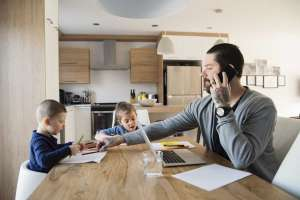 the ultimate guide to working at home with kids