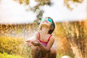 7 awesome sprinklers for splashy summer backyard fun