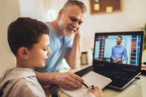 How to help your child thrive in online learning