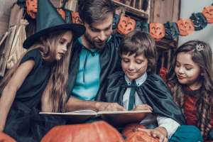 25 classic kids books for Halloween plus 2020 trends