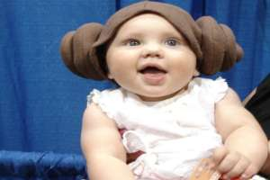 35 Star Wars names for baby boy, girl, gender-neutral
