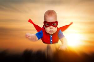 75 Superhero Names for Your Little Wonder