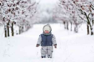 Baby Names that Mean Snow