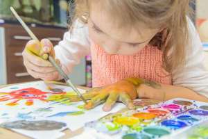 10 Toddler Art Projects