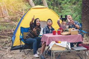 The Ultimate List of Camping Essentials