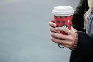 Starbucks While Pregnant
