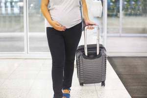 Flying While Pregnant