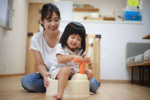 Signs of Potty Training