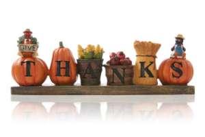Thanksgiving Craft Thanks