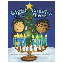 Eight Candles and a Tree, children