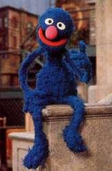 Grover,SesameStreet