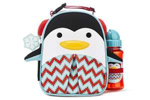 Skip Hop Zoo penguin lunch box