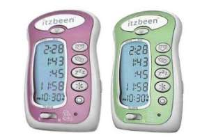 baby gifts for twins, Itzbeen timer for twins