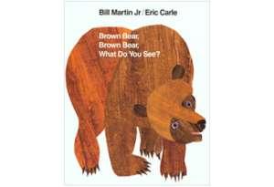 best classic childrens book, Brown Bear Brown Bear