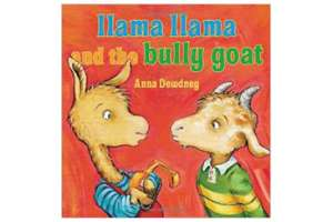 Llama and Bully Goat, children