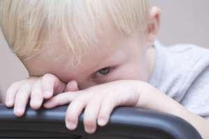 shy preschooler