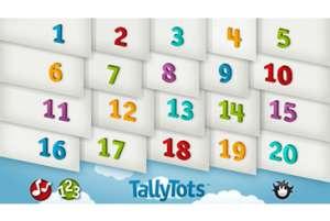 TallyTots preschool math app