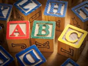 Alphabet Shape Activity for Kids