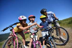 Bike Picture Hunt Party Activity for Kids