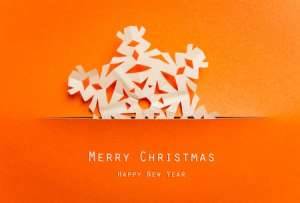 Christmas Card Puzzle Activity for Kids