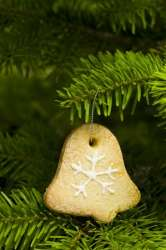 Christmas Dough Ornaments Activity for Kids