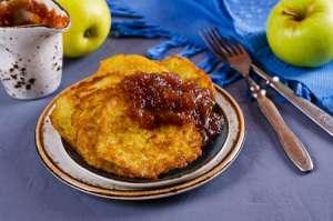 Hanukkah Apple Butter
