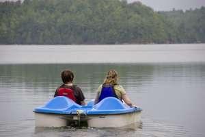 Homemade Paddleboat Activity for Kids