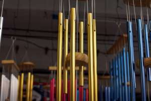 Homemade Wind Chime
