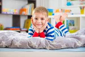 Life-Size Pajamas Art Activity for Kids