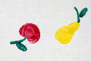 Painted Pillowcase Activity for Kids