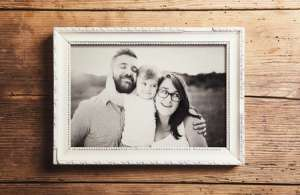 Picture Frame Craft Activity for Kids