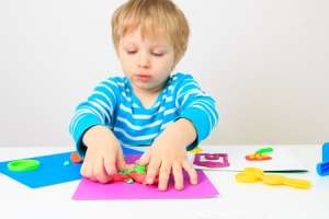 Textures Imprints Activity for Kids