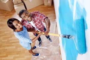 Use Water-based Paints When Painting the Nursery