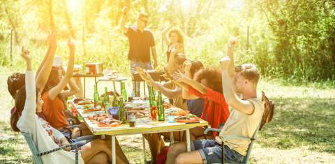 Backyard Picnic 8 awesome backyard bbq picnic recipes for adults - familyeducation
