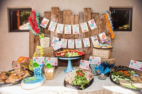 Beach Theme Baby Shower Ideas Familyeducation