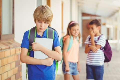 How to Stop Bullying: Real Solutions for Kids and Parents ... Kid Getting Bullied