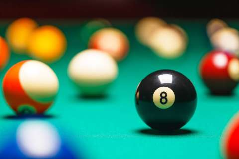 Pool Game How To Play Eight Ball FamilyEducation - Games to play on a pool table