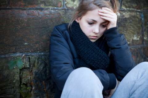 Do You Think Your Teen Is Cutting? You're Not Alone