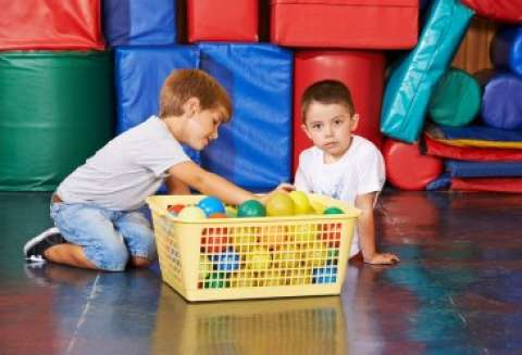 Picking Up After Yourself Kindergarten Readiness Familyeducation