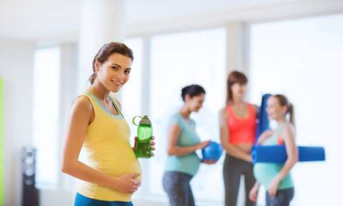 Exercising Safely During Pregnancy