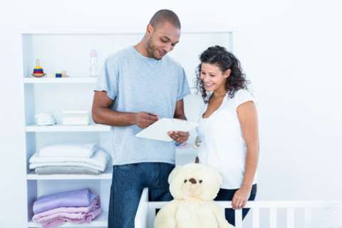 Preparing for Baby Checklist